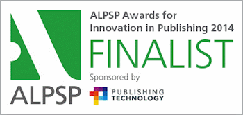 ALPSP Finalist