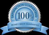 Satisfaction guarantie